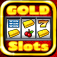 Gold Slots Deluxe - Free Vegas Slot Machine Games to Win Big Bonus Jackpots in this Casino of Lucky